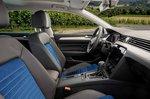 Volkswagen Passat Saloon 2019 front seats