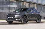 DS 3 Crossback 2019 left front exterior static