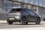 DS 3 Crossback 2019 UK right rear exterior static