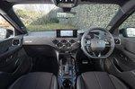 DS 3 Crossback 2019 RHD dashboard