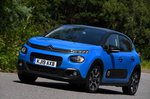 Citroen C3 2019 left front tracking shot