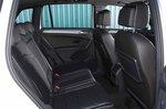 Volkswagen Tiguan 2019 RHD rear seats