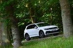 Volkswagen Tiguan 2019 wide front tracking