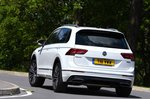 Volkswagen Tiguan 2019 rear cornering shot