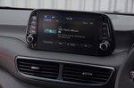 Hyundai Tucson N Line 2019 RHD infotainment