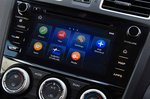 Subaru Levorg 2019 RHD infotainment
