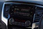 Mitsubishi L200 2019 RHD infotainment