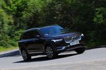 Volvo XC90 2019 RHD wide tracking