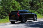 Volvo XC90 2019 RHD rear wide tracking