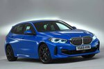BMW 1 Series 2019 RHD studio front right