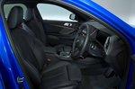 BMW 1 Series 2019 RHD front seats