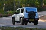 Suzuki Jimny rear