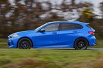 BMW 1 Series 2019 RHD left panning