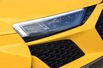 Audi R8 2019 headlamp detail