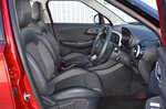 MG 3 Front Seats