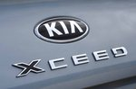 Kia Xceed 2019 RHD badge detail