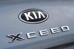 Kia Xceed 2019 RHD badge detail