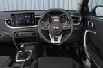 Kia Xceed 2019 RHD dashboard
