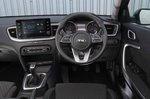 Kia Xceed 2019 RHD dashboard