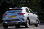 Kia Xceed 2019 RHD rear cornering shot