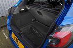 Ford Puma 2020 boot open RHD