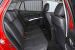 Suzuki SX4 S-Cross 2019 RHD rear seats