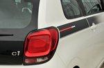 Citroën C1 2021 rear lights detail