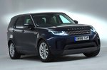 Land Rover Discovery 2019 front quarter static studio