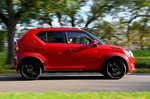 Suzuki Ignis 2019 right tracking