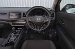 Honda HR-V UK RHD 2019 dashboard