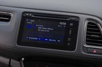 Honda HR-V 2019 UK infotainment detail