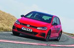 Volkswagen Golf 2019 GTI TCR front cornering