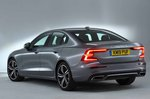 Volvo S60 2019 RHD rear studio static