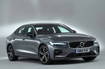 Volvo S60 2019 RHD studio static