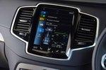 Volvo XC90 2019 infotainment