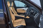 Volvo XC90 2019 RHD front seats
