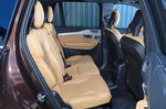 Volvo XC90 2021 RHD rear seats