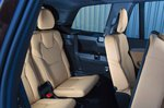 Volvo XC90 2021 rear seats