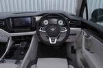Volkswagen Touareg 2019 RHD dashboard