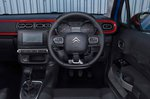 Citroen C3 2019 RHD dashboard