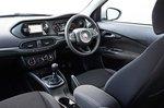 Fiat Tipo RHD front seats