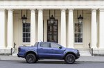 Ford Ranger Raptor 2019 RHD side static