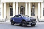 Ford Ranger Raptor 2019 RHD front static