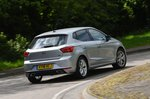 Seat Ibiza 2018 wide rear cornering shot