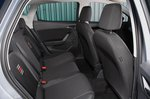 Seat Ibiza 2018 RHD rear seats