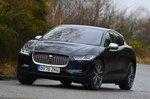 Jaguar I-Pace 2021 front cornering