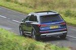Audi SQ7 2019 rear tracking