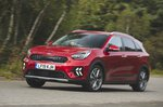 Kia Niro 2019 front left tracking