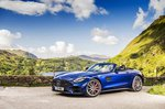 Mercedes-AMG GT Roadster 2019 front quarter static