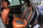 Maserati Levante 2019 RHD rear seats